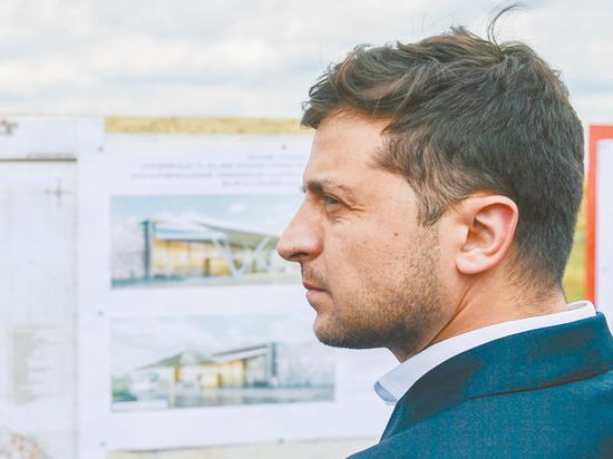 Зеленский призвал США активнее помогать урегулированию в Донбассе