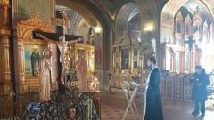 Упокой господи души усопших раб твоих: в Серпухове молились о погибших в локальных конфликтах