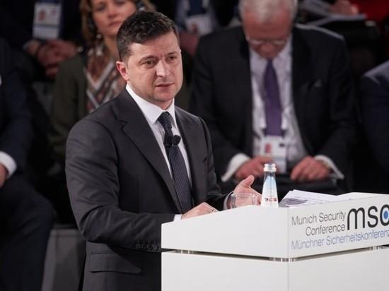 Зеленскому не дали микрофон в Мюнхене