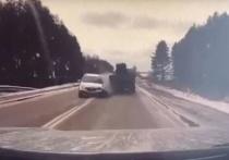 В Брянской области в аварии пострадали двое взрослых и ребенок