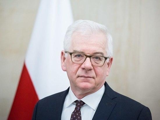 МИД Польши призвал ЕС и США вместе противостоять России