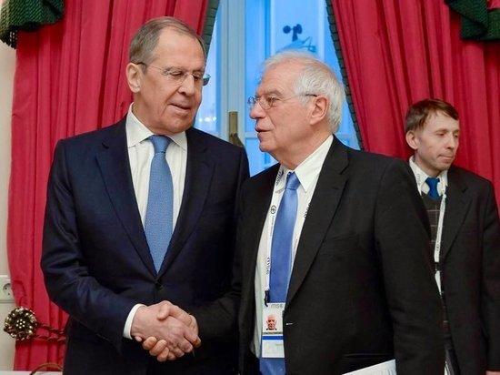Глава дипломатии ЕС подтвердил курс на сохранение СВПД