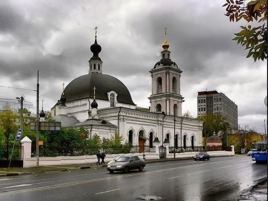 В московском храме произошла резня