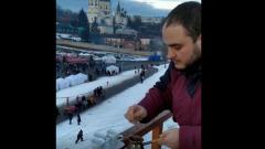 Серпуховский имам на фестивале «Тепло» угощал свежесваренным кофе