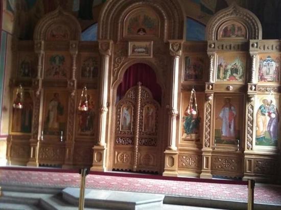Нападение на Храм Святителя Николая - не первое: был голый мужчина