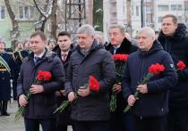 Спикер и депутаты облдумы почтили память воронежских воинов-интернационалистов