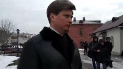 Настоятель храма в Москве рассказал о нападении