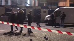 Появилось видео с места расстрела семьи продавцов в Калининграде