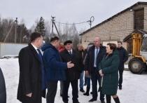 Губернатор Сергей Ситников посетил предприятие «Лотта» в Островском