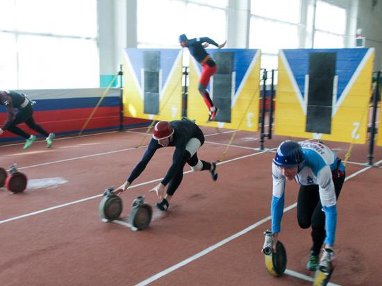 Пожарные Ямала заняли 6 место на соревнованиях в Омске