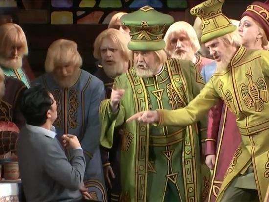 Дмитрий Черняков представил в Большом театре гламурную оперу