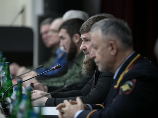Кадыров подвел итог 13-летнего руководства Чечней