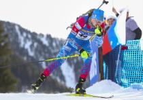 Вот и случилась выстраданная победа — Александр Логинов красиво и убедительно выиграл «золото» чемпионата мира по биатлону