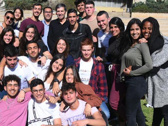 В Израиле состоялся День молодежных движений