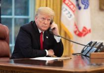 Трамп пожелал, чтобы Россия отказалась от помощи властям Сирии
