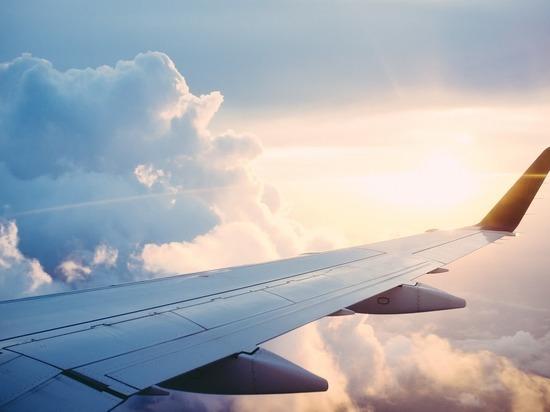 На борту самолета из Петербурга пассажирка устроила дебош