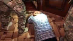 В Крыму сотрудники ФСБ нагрянули домой к участнику батальона Ислямова