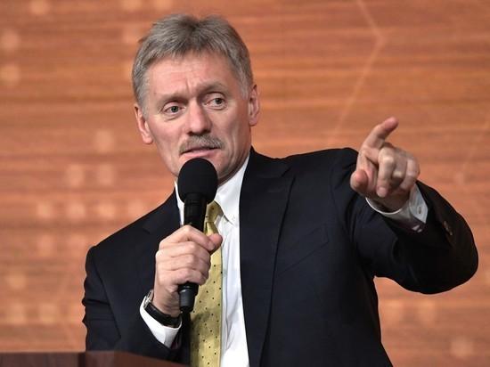 """Песков отметил, что мнение Арановского является """"особым"""""""