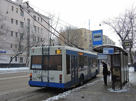 Школьницы задержали педофила, который приставал к девочке в московском троллейбусе
