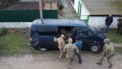 Отвоевался: в Крыму задержали участника националистического батальона