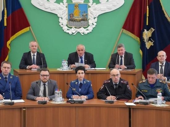 Сергей Ситников потребовал к апрелю изыскать средства для реализации демографических инициатив Президента