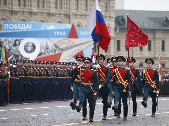 В Раде призвали отправить делегацию на парад Победы в Москве