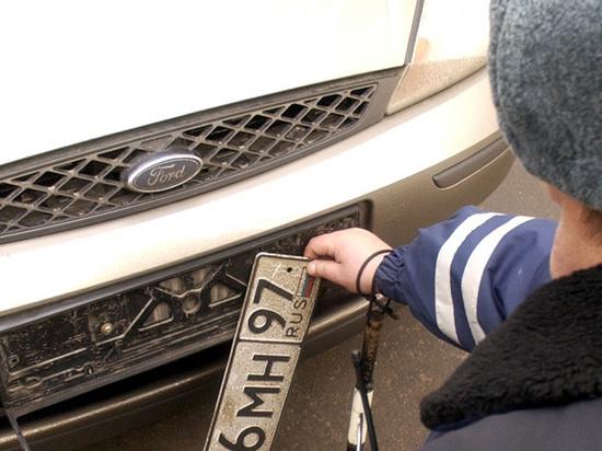 Суд определил, как поставить на учет угнанный автомобиль без опознавательных номеров