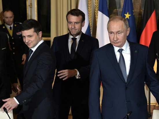 Открылась секретная история «развода» России и Украины