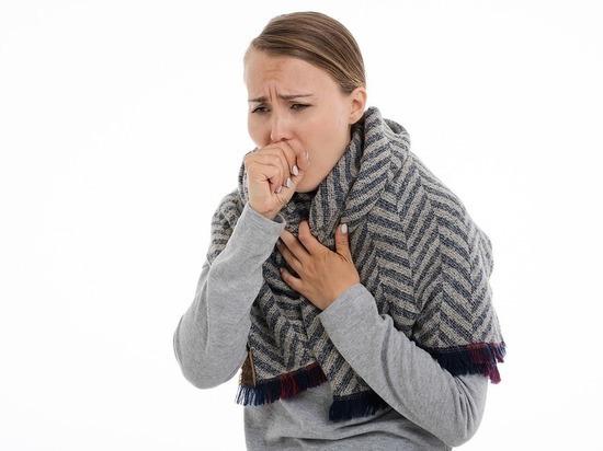 Псковичи болеют гриппом А и В