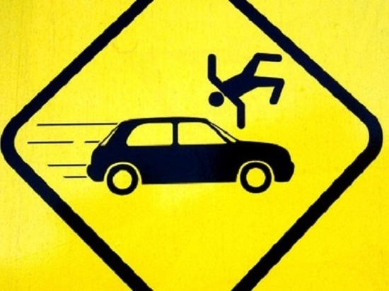 Костромские полицейские разыскивают водителя, сбившего пешехода на зебре