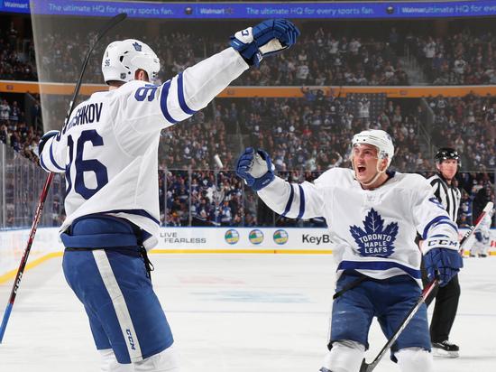 Финнов обошли: в НХЛ играет рекордное за 15 лет число россиян