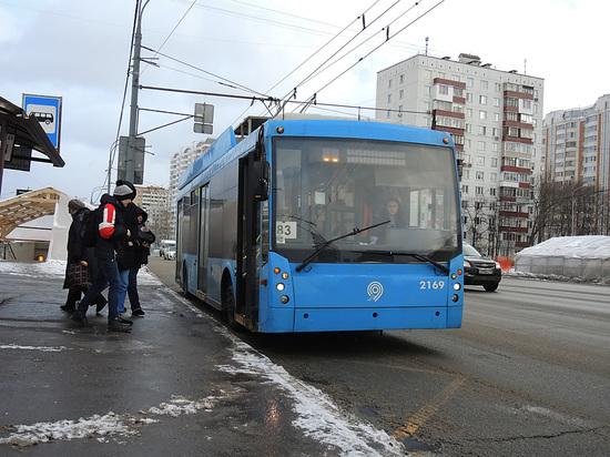 Школьницы в Москве задержали троллейбусного педофила