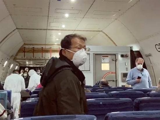 Пассажирка лайнера с коронавирусом рассказала об эвакуации
