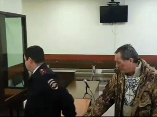 Подозреваемый не смог вспомнить, как застрелил двух братьев из ружья в городе Кимры