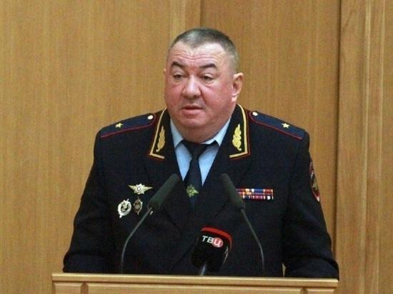 Вернувшийся из Калуги в Москву начальник полиции подал в отставку
