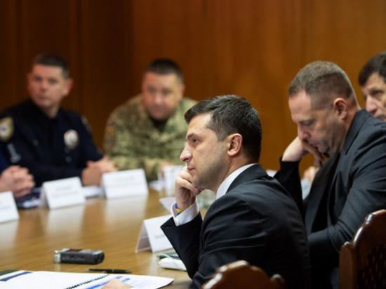 Зеленский настаивает на создании рабочей группы по госгранице с РФ