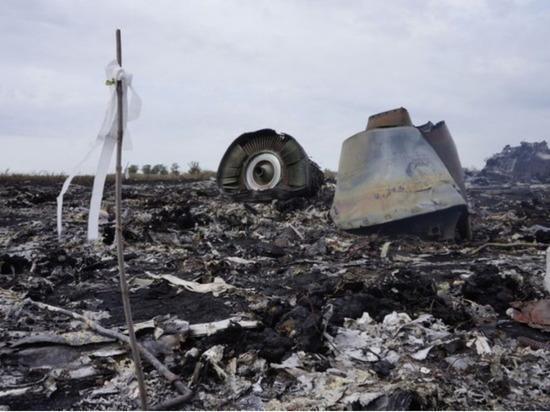 Голландские спецслужбы: в районе крушения MH17