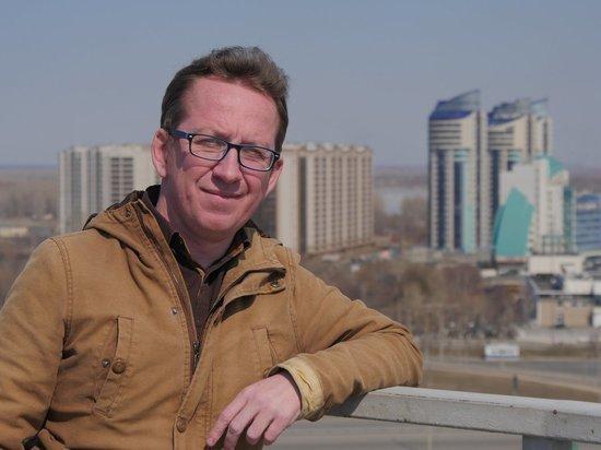 Алтайский журналист Сергей Харин  пошел в большую политику