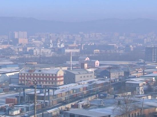 Грязный воздух стал причиной роста легочных заболеваний в Забайкалье