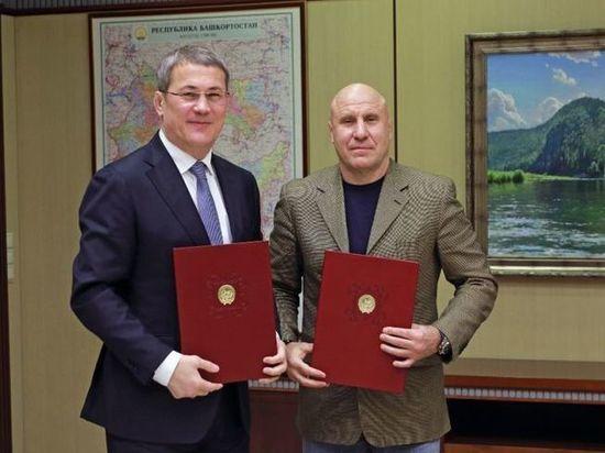 В 2021 году Уфа примет Чемпионат мира по спортивной борьбе