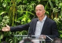Богатейший человек в мире Безос выделит $10 млрд на