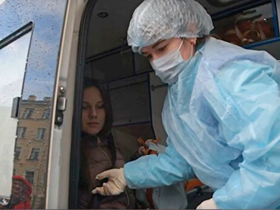 Петербурженка, принудительно помещенная под карантин по коронавирусу, записала видеообращение