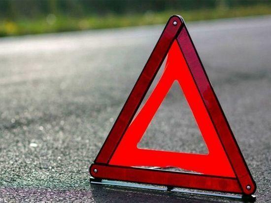 ДТП произошло на Крестовском шоссе в Пскове