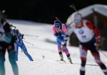 18 февраля на чемпионате мира по биатлону в итальянском Антхольце состоялась женская гонка на 15 км с четырьмя огневыми рубежами