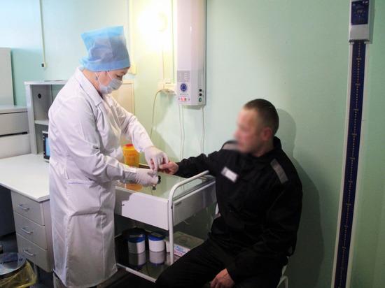 На осуждённых в Архангельской области составляют генетический паспорт