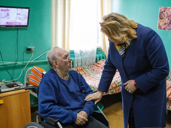 Людмила Ипполитова поможет оборудовать пандусами Борский интернат