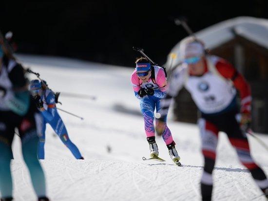 Женская гонка 15 км, онлайн-трансляция: Миронова между Экхофф и Вирер