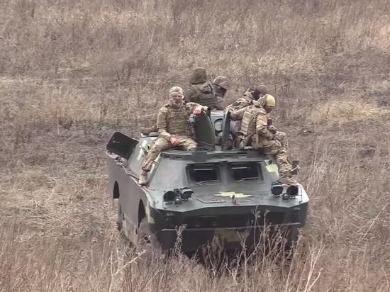 В ЛНР сообщили о подрыве бойцов ВСУ на минном поле