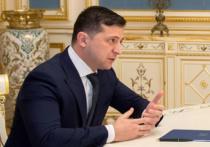 Зеленский предложил создать карантинную зону возле дома Порошенко