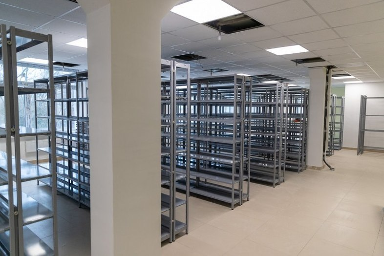 В областной библиотеке Пскова появится 800 кв м площадей, фото-1